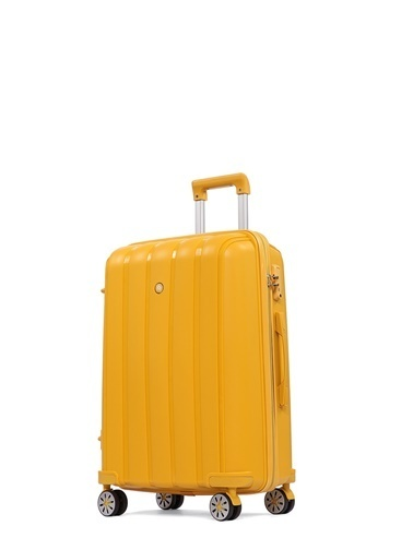 Cengiz Pakel Orta Boy Valiz Sarı